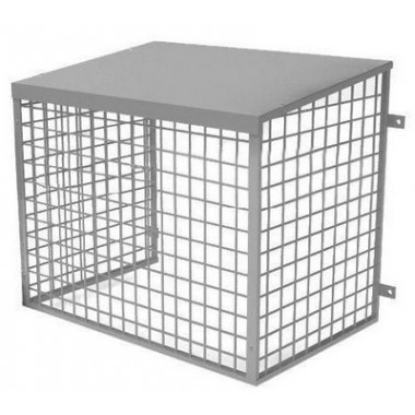Антивандальная решетка 500 х 1000 х 600