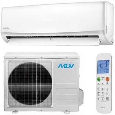 MDV MDSF-18HRN1-v с зимним комплектом -25 ⁰С
